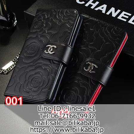 CHANEL iphonexs max 手帳 ケース