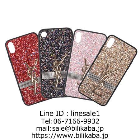 可愛い サンローラン iphone8 7plusケース