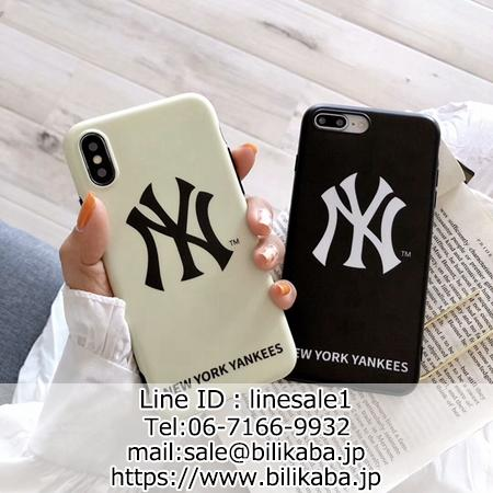 New York Yankees iPhoneXs Xr Xs maxケース