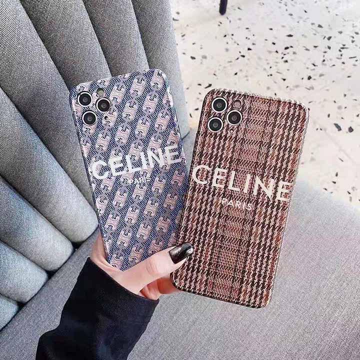 Celine アイフォン12pro maxケース