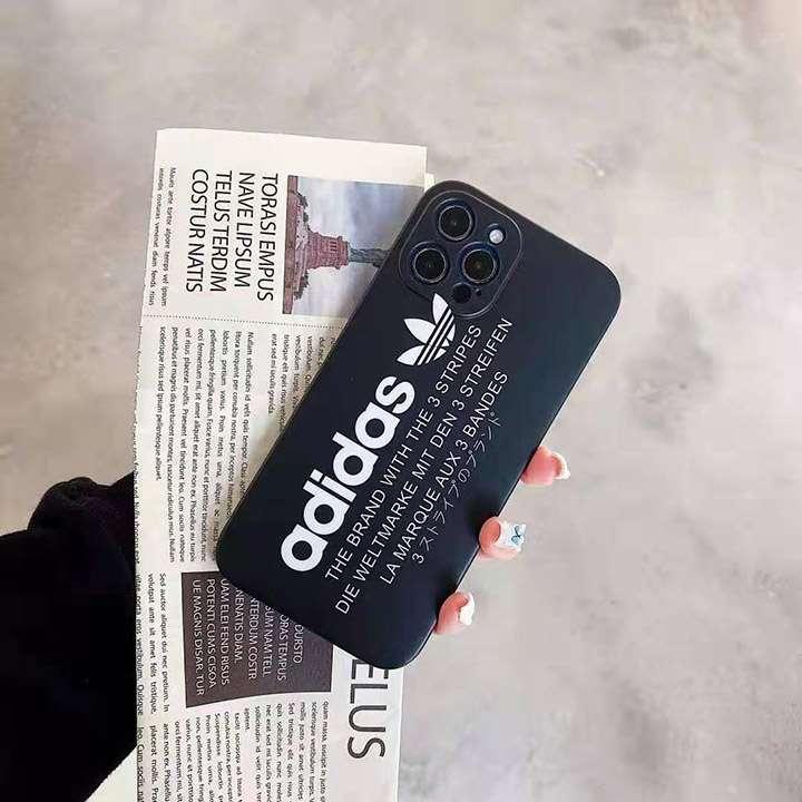 adidasアイフォン 12ケース新作