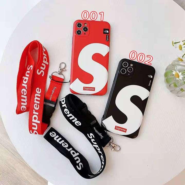 iphone12保護ケースSupremeゴージャス