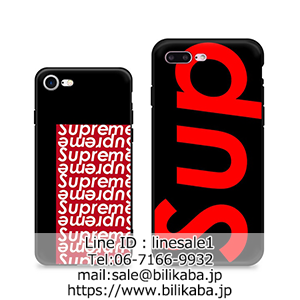 supreme iphone ケース