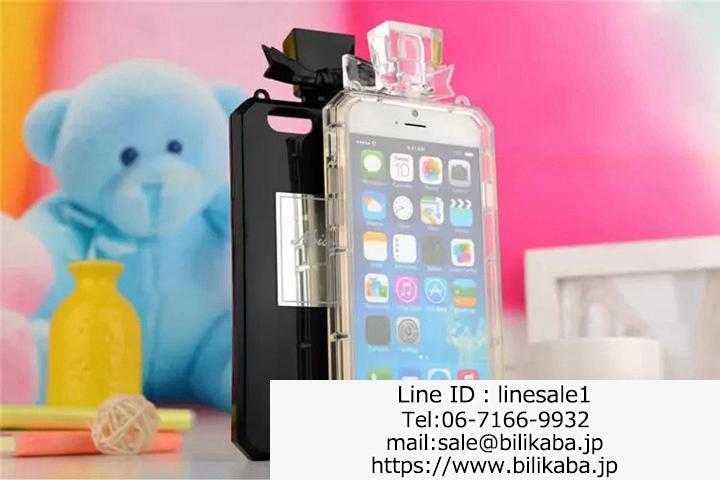 香水ボトル iphone7ケース ディオール
