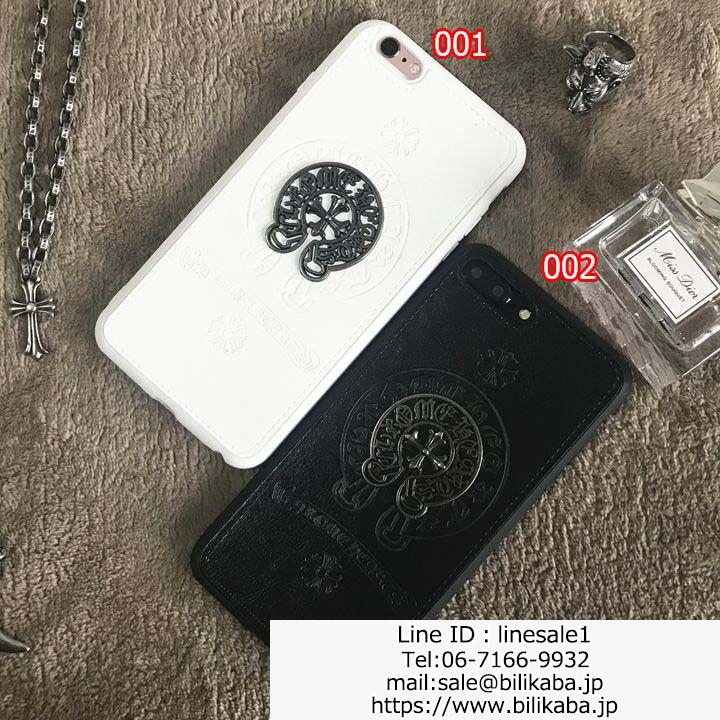 Chrome Hearts iphone8plusケース