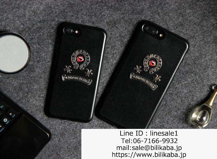 クロムハーツiphone8ケース