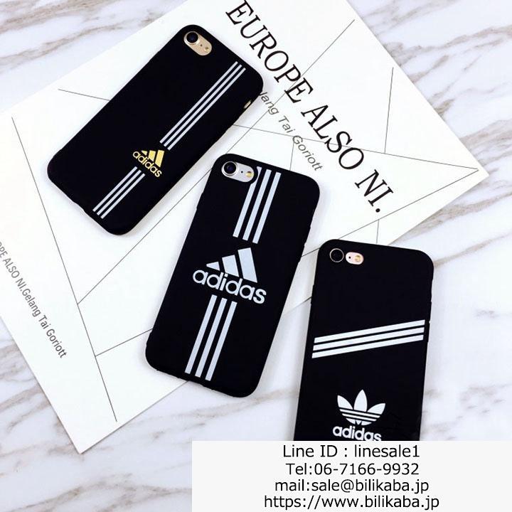 adidas iphone8plusケースペア用