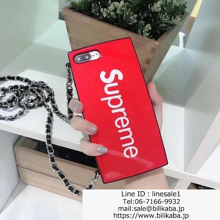 supreme iphonexケース パウダーケース
