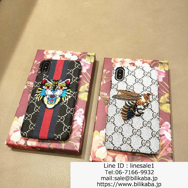 GUCCI iphone8ケース 蜂