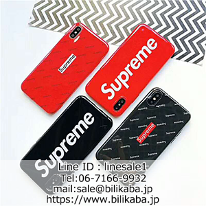 SUPREME IPHONE Xケース